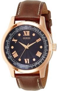 Guess W0662G5 Navy Blue Analog Men's Watch