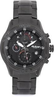 Titan 90047NM01J Analog Black Dial Men's Watch (90047NM01J)