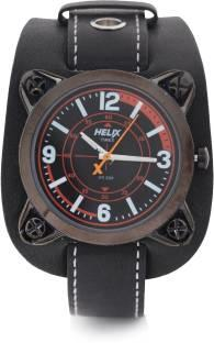Timex TW04HG03H Quartz Black Round Men's Watch (TW04HG03H)