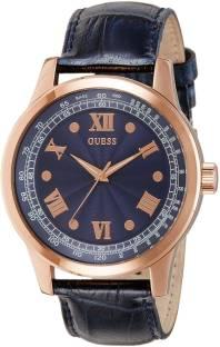 Guess W0662G4 Blue Dial Analog Men's Watch (W0662G4)