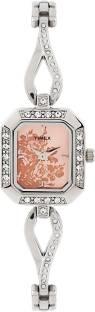 Timex TW000X605 Empera Analog Pink Dial Women's Watch (TW000X605)