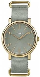 Timex TW2P88500 Grey Analogue Women's Watch