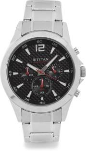 Titan Octane NE9323SM06E Men's Watch (NE9323SM06E)