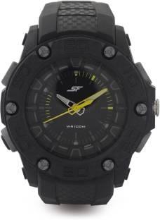 Sonata 77060PP02 Analog Black Dial Men's Watch (77060PP02)