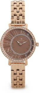 Titan 95041WM02 Analog Brown Dial Women's Watch (95041WM02)