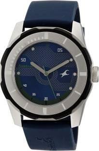 Fastrack 3099SP05 Navy Analogue Men's Watch (3099SP05)