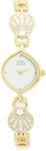 Titan NH2497YM03 White Dial Women's Analog Watch (NH2497YM03)