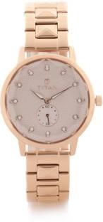 Titan 95037WM01J Analog Women's Watch (95037WM01J)