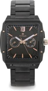 Titan Regalia 1689KM02 Regal Crest Analog Men's Watch (1689KM02)