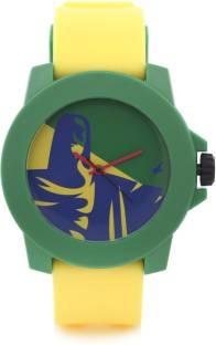 Fastrack 38021PP13J Analog Multi-Colour Dial Men's Watch (38021PP13J)