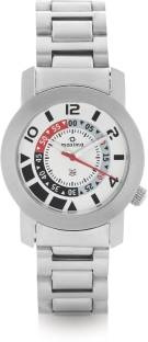 Maxima 04820CMGS Analog White Dial Unisex Watch (04820CMGS)