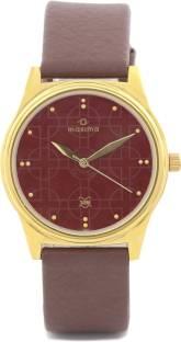 Maxima 38668 LMGY Gold Analog Men's Watch (38668)