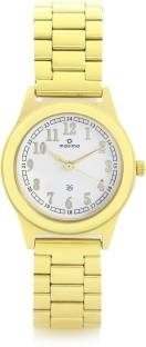 Maxima 34802CMLY Analog White Dial Women's Watch (34802CMLY)