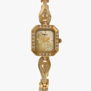 Timex TW000X600 Empera Analog Multi Color Dial Women's Watch (TW000X600)
