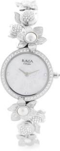 Titan 95043SM01J Analog Watch (95043SM01J)