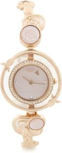 Titan Raga 95047WM01J Aurora Analog Pink Dial Women's Watch (95047WM01J)