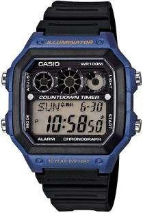 Casio Youth D107 Digital Watch (D107)