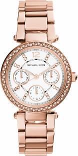 Michael Kors MK5616 Rose Dial Analog Women's Watch
