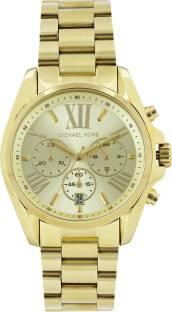 Michael Kors MK5605I Gold Tone Analog Women's Watch
