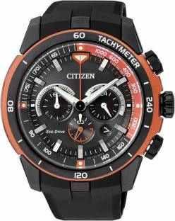 Citizen Eco-Drive CA4154-07E Analog Watch (CA4154-07E)