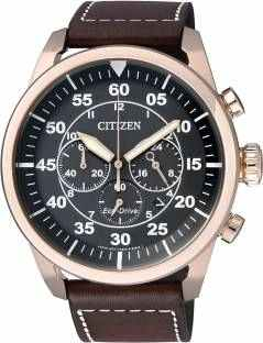 Citizen Eco-Drive CA4213-00E Analog Watch (CA4213-00E)