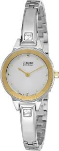 Citizen Eco-Drive EX1324-53A Analog Watch (EX1324-53A)