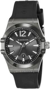 Giordano 1749-03 Black Dial Analog Men's Watch (1749-03)