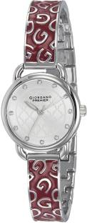 Giordano P2050-22 Silver Dial Analog Women's Watch (P2050-22)