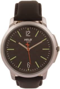 Timex TW028HG01 Youth Black Dial Color Men's Watch (TW028HG01)