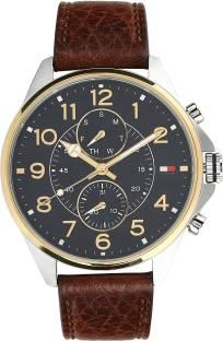 Tommy Hilfiger TH1791275J Dean Analog Men's Watch (TH1791275J)