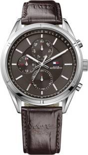 Tommy Hilfiger NATH1791126J Grey Dial Analog Men's Watch (NATH1791126J)