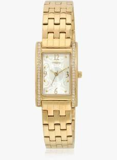 Timex TW000Y704 Fashion Analog Silver Dial Women's Watch (TW000Y704)