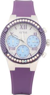 Guess W0773L4 Blue Analog Women's Watch (W0773L4)