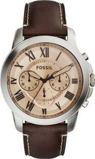 Fossil FS5152 Analog Watch