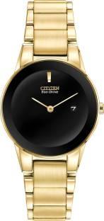 Citizen Eco-Drive GA1052-55E Analog Watch (GA1052-55E)