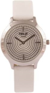 Timex TW022HL06 Youth White Dial Color Men's Watch (TW022HL06)