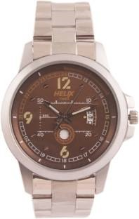 Timex TW023HG15 Youth Brown Dial Color Men's Watch (TW023HG15)