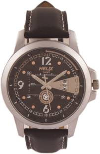 Timex TW023HG13 Youth Brown Dial Color Men's Watch (TW023HG13)