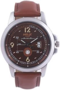 Timex TW023HG11 Youth Brown Dial Color Men's Watch (TW023HG11)
