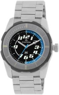 Maxima 38482CAGI Analog Black Dial Men's Watch (38482CAGI)