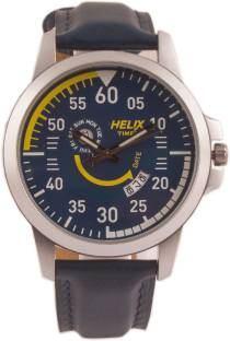 Timex TW023HG12 Analog Blue Dial Men's Watch (TW023HG12)