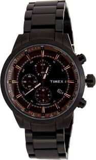Timex TW000Y417-28 Analog Brown Dial Men's Watch (TW000Y417-28)