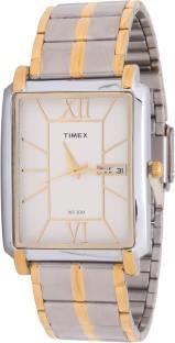 Timex TW000W908-30 Analog Silver Dial Men's Watch (TW000W908-30)