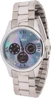 Timex TW000W206-30 Fashion Blue Dial Color Women's Watch (TW000W206-30)