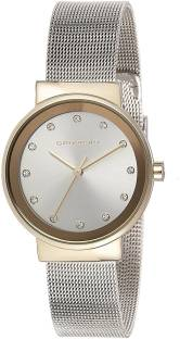 Giordano A2047-55 Gold Toned Analog Women's Watch (A2047-55)