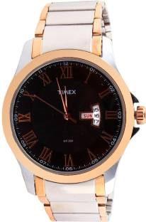 Timex TW000X108 Analog Black Dial Men's Watch (TW000X108)