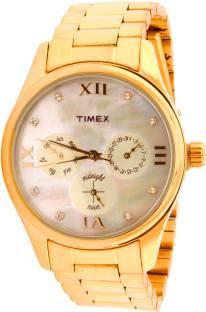 Timex TW000W207 Analogue Multi Colour Dial Women's Watch (TW000W207)