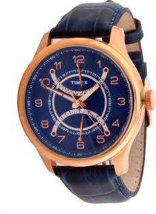 Timex TWEG14510 Analog Blue Dial Men's Watch (TWEG14510)