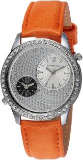 Giordano 60070-01-88 Silver Toned Analog Women's Watch (60070-01-88)