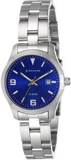 Giordano P2061-33 Blue Analog Women's Watch (P2061-33)